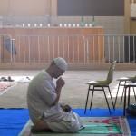 L'IMAM en prière